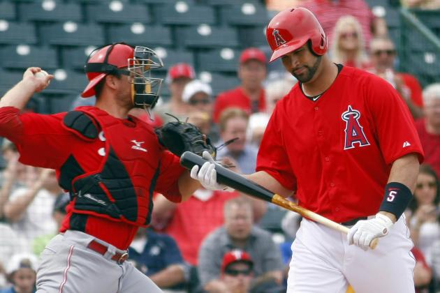 Does Albert Pujols Need to Face DH Reality to Avoid an A-Rod Contract Repeat?