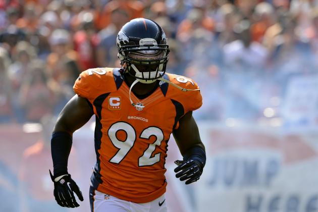 Denver Broncos Should Move on from Star DE Elvis Dumervil