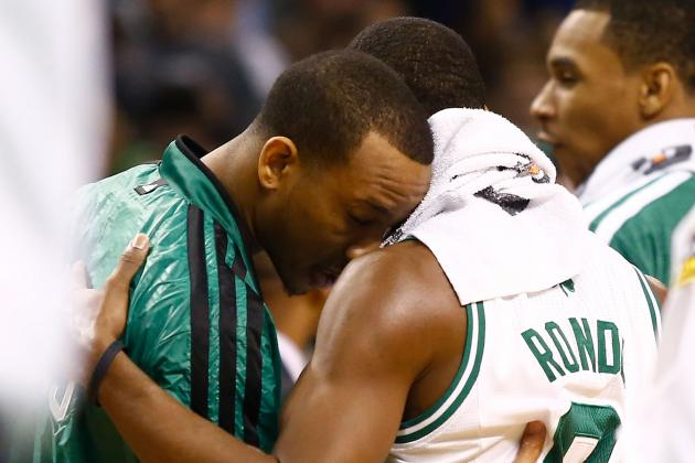 Boston Celtics' Future Hinges on Keeping Rajon Rondo, Avery Bradley Together