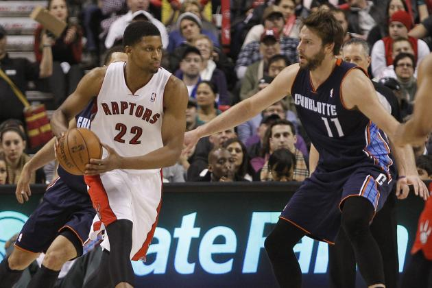NBA GameCast: Raptors vs. Bobcats