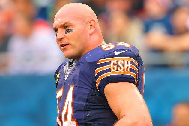Brian Urlacher and Chicago Bears Reportedly Fail to Reach New Agreement