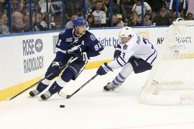 ESPN GameCast: Tampa Bay Lightning vs. Toronto Maple Leafs