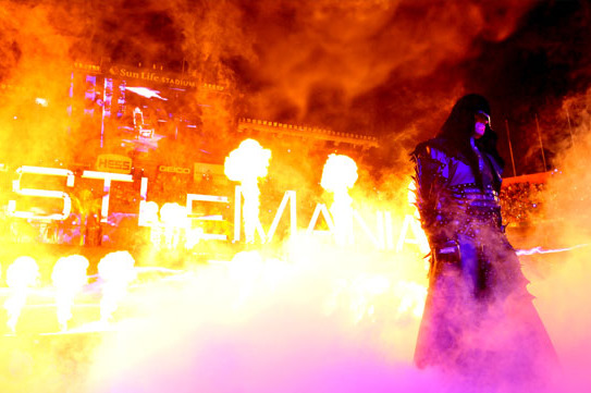 Undertaker Is the Highlight of WrestleMania