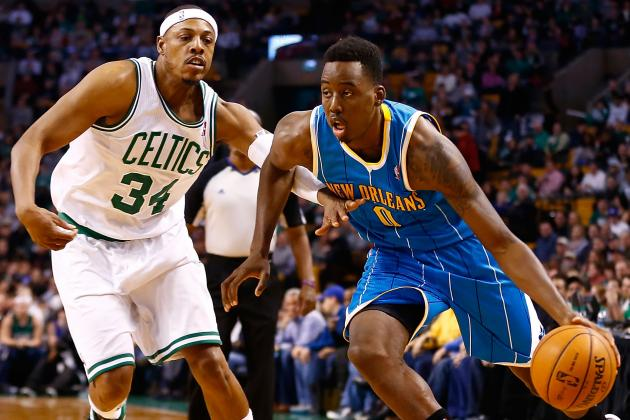 NBA Gamecast: Celtics vs. Hornets
