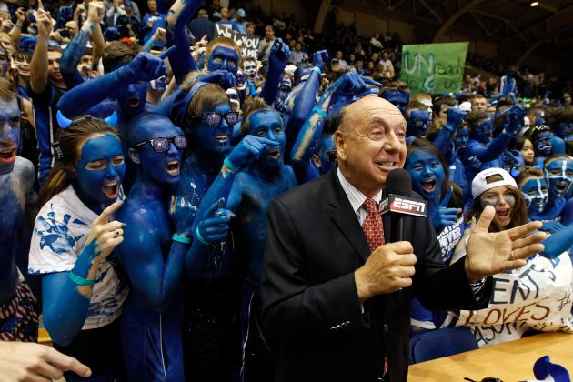 Dick Vitale Bracket 2013: Boldest Picks by ESPN Announcer