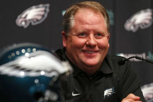 Innovative Eagles Coach Chip Kelly Once Turned Down Giants
