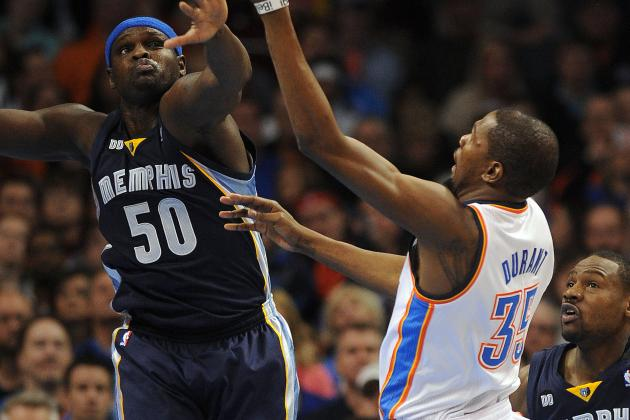NBA Gamecast: Thunder vs. Grizzlies