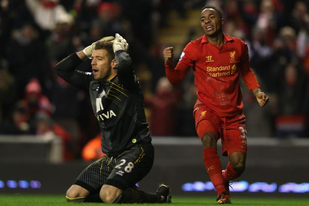 Raheem Sterling: Why Liverpool Winger's Dip in Form Is No Problem for Reds