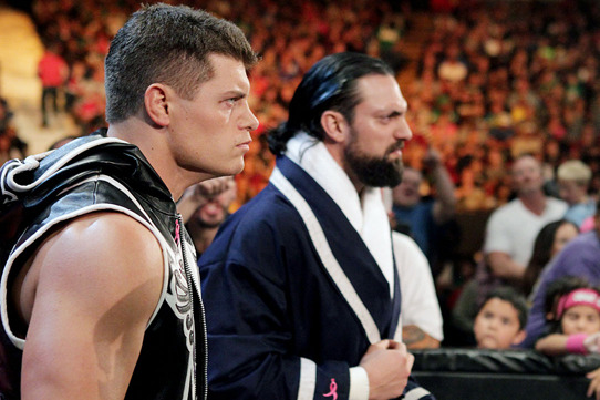 Team Rhodes Scholars Are the Best Team in WWE