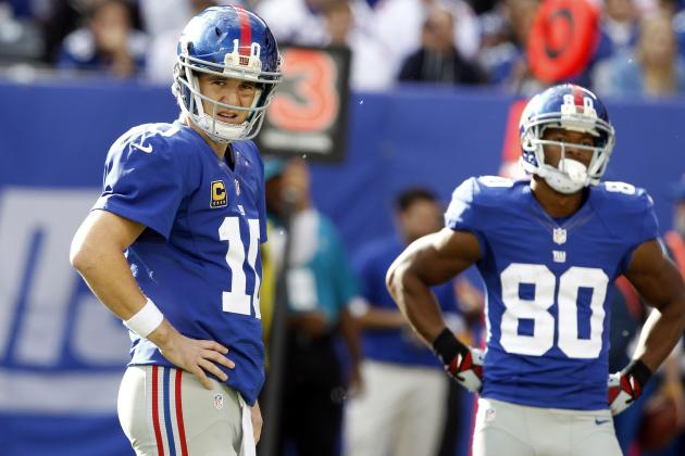 Eli Manning Offers to Help N.Y. Giants Sign Victor Cruz