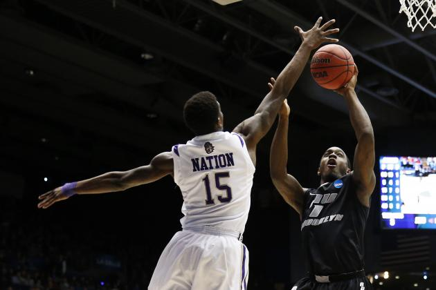 LIU-Brooklyn vs. James Madison: Live Score, Highlights and Reaction