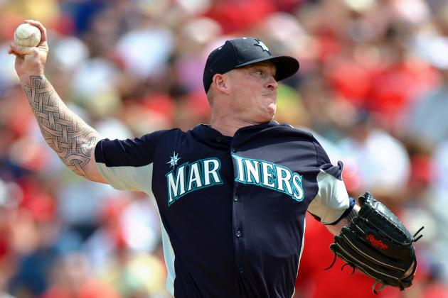 Mariners Hopeful Bonderman Throws Five Innings in a Minor League Outing