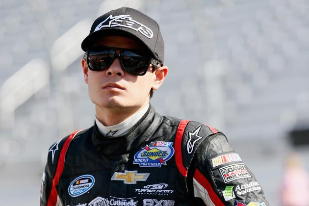 Kyle Larson a No-Name No Longer