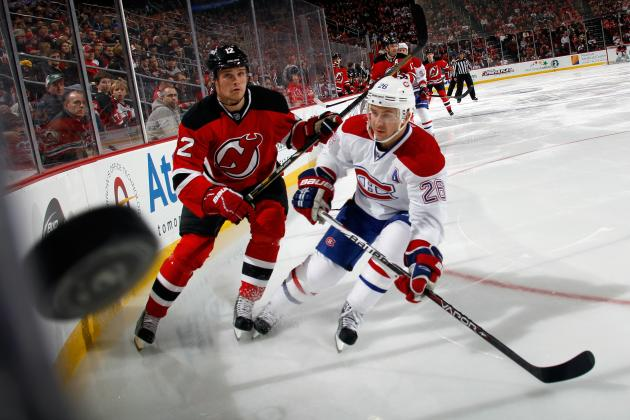 NHL News: Injuries Continue to Hurt the New Jersey Devils in 2013