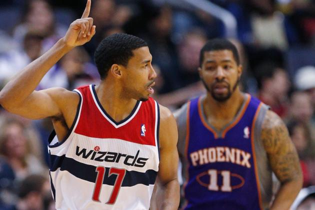 NBA Gamecast: Wizards vs. Suns