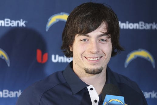 Danny Woodhead Has Father to Thank