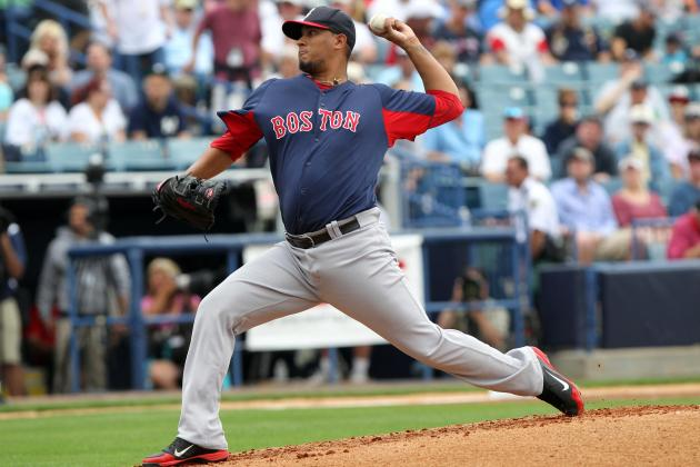 2013 Boston Red Sox: Is Pitcher Felix Doubront Poised for a Breakout Season?