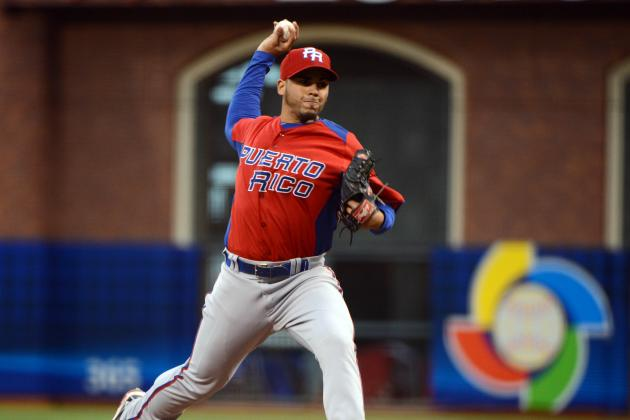 Hiram Burgos Impresses Brewers with WBC Performance