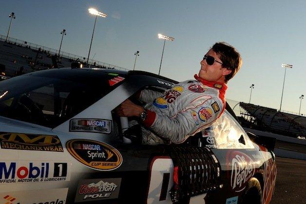 NASCAR: Landon Cassill Sues BK Racing, Claims It Sabatoged Him