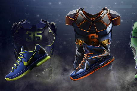 Nike Unveils Superhero-Inspired Shoes for LeBron, Kobe and KD