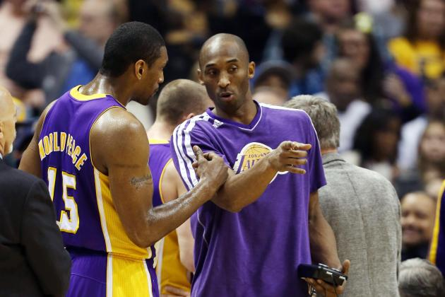 LA Lakers Getting an Early Look at 'Coach Kobe'