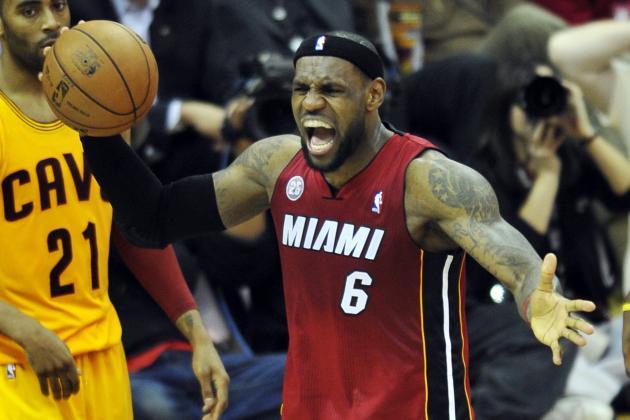 LeBron James Demoralizes Cleveland Again