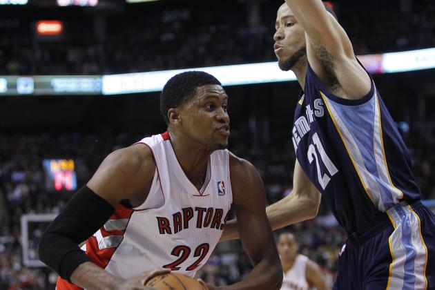Memphis Grizzlies Better off After Rudy Gay Trade with Toronto Raptors