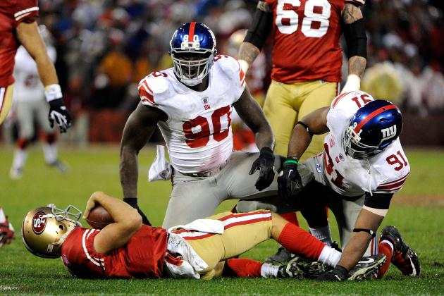 New York Giants: Pierre-Paul/Tuck Shift Could Yield Stronger Run Defense