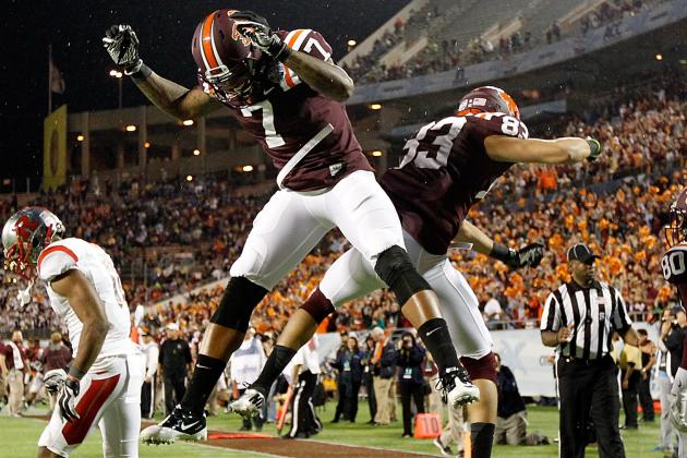 Hokies Get Second Chance to Impress NFL Scouts