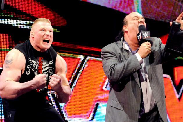 WrestleMania 29 Needs Triple H vs. Brock Lesnar