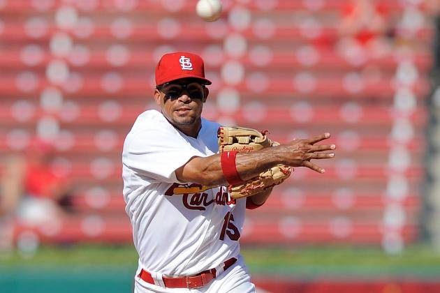 Furcal Back After Surgery
