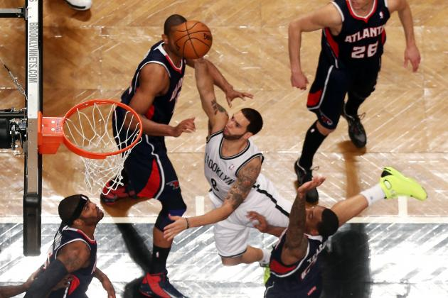 Blueprint for Beating the Brooklyn Nets in the 2013 NBA Playoffs