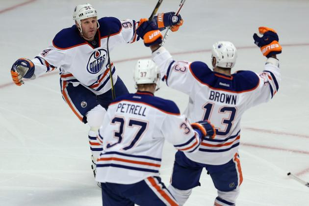 Edmonton Oilers: 3 Players in Their Bottom 6 They Can't Lose