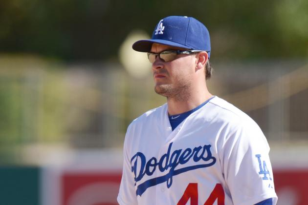 Dodgers Release Dallas McPherson
