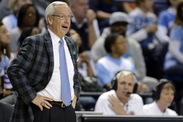 North Carolina Coach Williams Impressed with Villanova