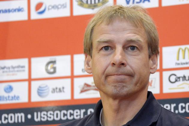 USMNT: Will They Continue to Struggle Without Experienced Defenders?