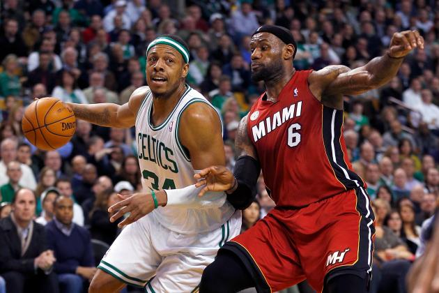 Blueprint for Beating Boston Celtics in the 2013 NBA Playoffs