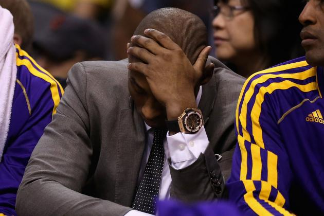 Blueprint for Beating LA Lakers in the 2013 NBA Playoffs