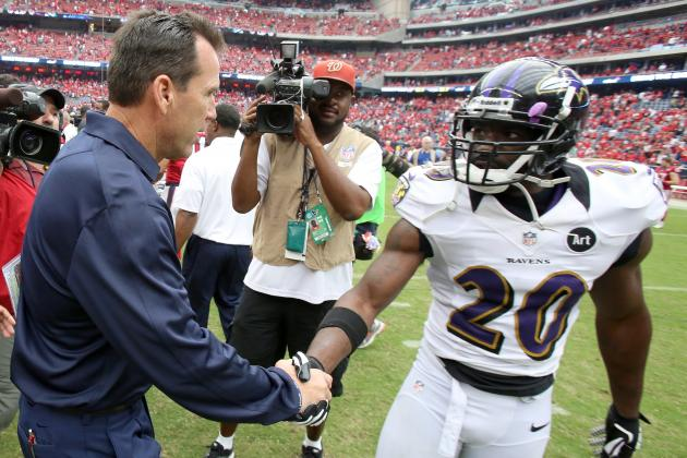 How Does Ed Reed Fit with the Houston Texans?