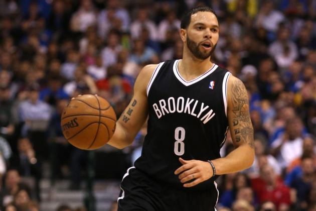 Deron Williams Scores 31 as Nets Pound Mavericks