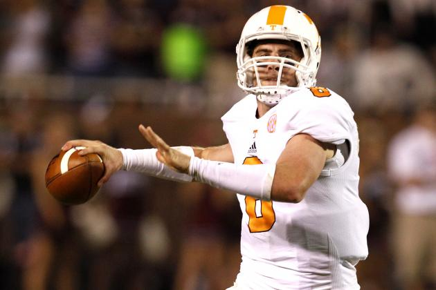 Breaking Down Tyler Bray's Pro Day Workout