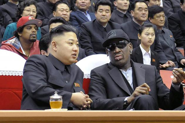 An Open Letter to Dennis Rodman from a Concerned Fan