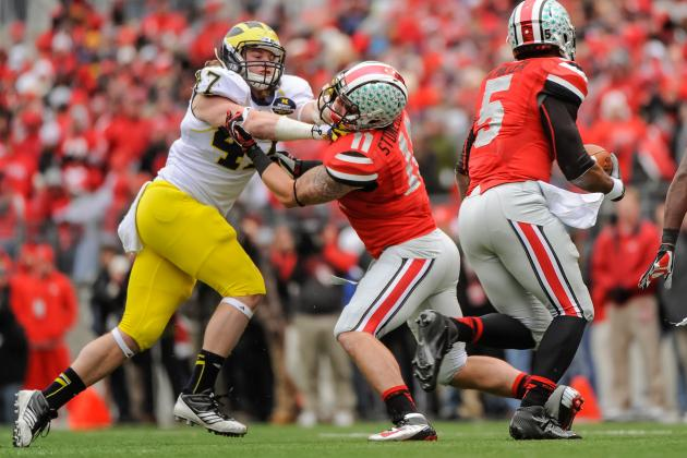 Michigan Football: Improved Depth Will Ease the Pain of Jake Ryan's ACL Tear