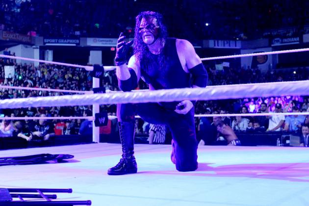 Kane's Potential Return to Heel Dominance After WrestleMania 29