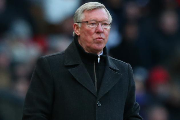 How Sir Alex Ferguson Has Changed Manchester United's Tactics This Season