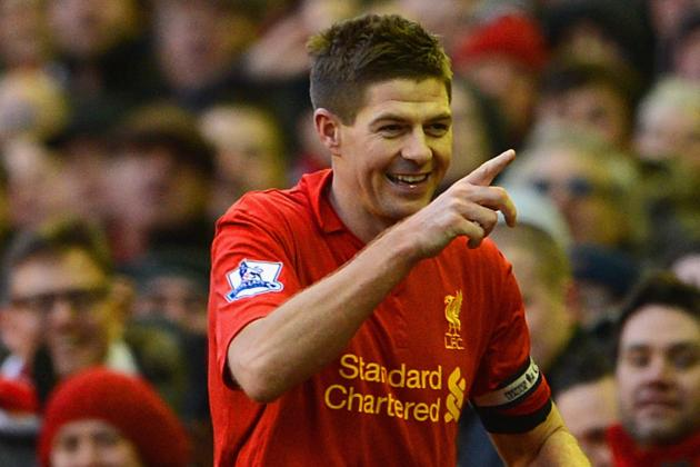 Steven Gerrard Desperate to Avenge Previous England World Cup Woe