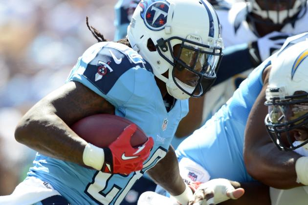 Tennessee Titans' Chris Johnson Likes Team's Signings Except One