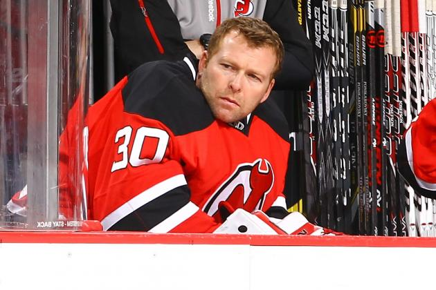 New Jersey Devils Announce Return of Martin Brodeur