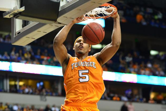 Forbes: Tennessee Has 14th Most Valuable Men's Basketball Program
