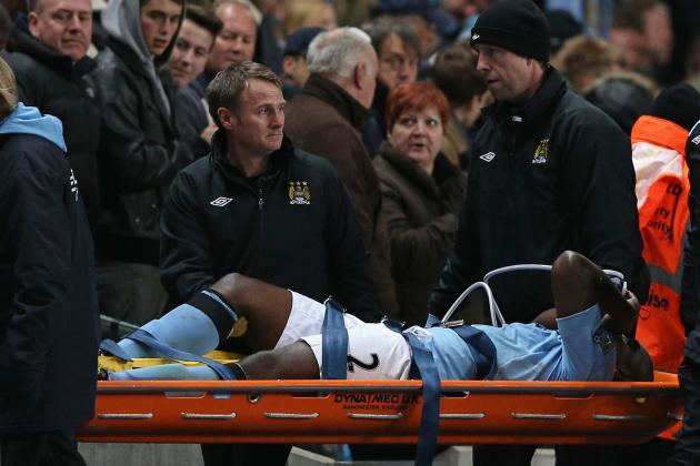 City Defender Richards Eyeing Derby Return